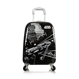 "Star Wars Tween Spinner Luggage 20"" Case Expandable"