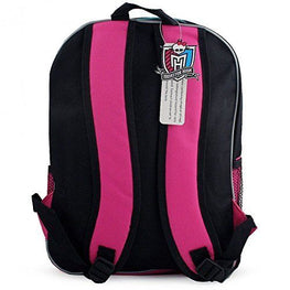 Monster High Backpack and Lunch Bag Set for Girls 15 Inch