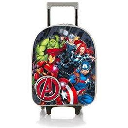 Marvel Avengers Trolley Soft Side Luggage Case for Kids