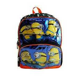 Despicable Me Minions Bag Boys School Backpack for Kids 16 Inch