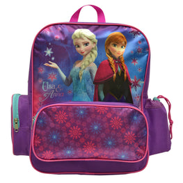 Disney Frozen Deluxe Anna and Elsa Backpack for Kids