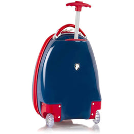 Marvel Spiderman Hardside Wheeled Luggage for kids-18 inch