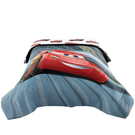 "Disney Cars-3 Full size Comforter for Kids - 72"" x 86"""
