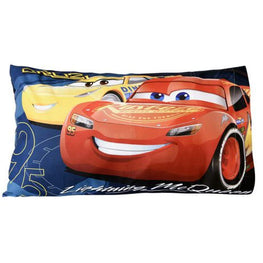 Disney Cars 3 Kids Pillowcase Standard Size - 20 x 30 Inch [1 Piece Pillowcase Only]