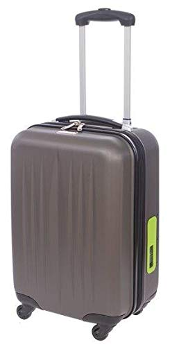 "Swiss Travel Products 2 Piece Set 20"" and 28"" Tech Spinner [ Charcoal ]"
