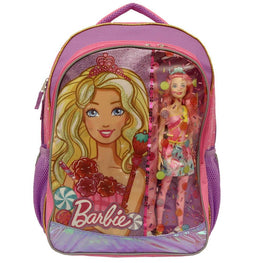 Barbie Backpack with Dreamtopia Fairy Doll 16 Inch