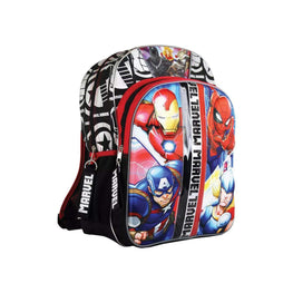 "Marvel Universe Molded 16"" Backpack for Kids- Multicolor"