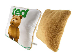 "Ted 14"" Pillow with Sound, R-Rated and Explicit Language"