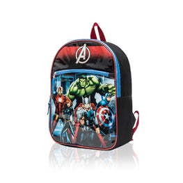 Marvel Avengers Kids Backpack - 16 Inch School Bag for Boys