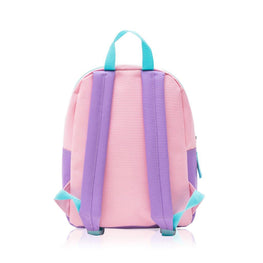 Princess Kids Backpack 13 Inch School Bag with Pencil Case for Kids - [Pink]