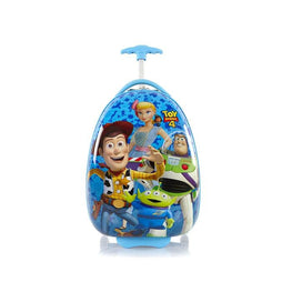 Disney Pixar Toy Story-4 Kids Luggage Hardshell Carry-on Suitcase - 18 Inch [Blue]