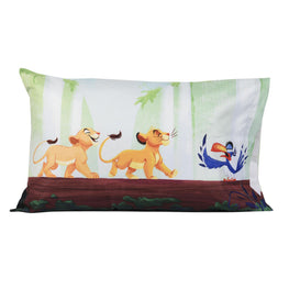 The Lion King Standard Pillowcase for Kids - 20 X 30 Inch (1 Piece Pillow Case Only)