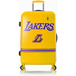Los Angeles Lakers National Basketball Association Carry-On Spinner Luggage