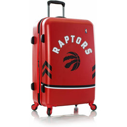 Toronto Raptors National Basketball Association Hardside Spinner Rolling Luggage