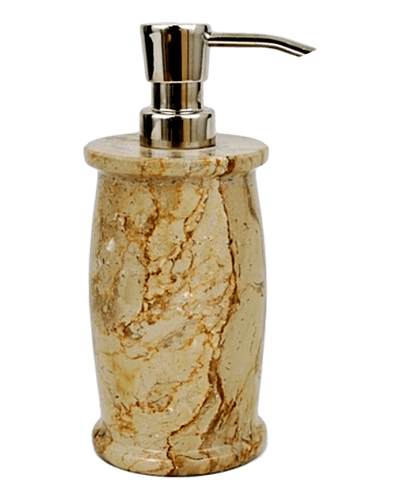 Sahara Beige Marble Lotion / Liquid Soap Dispenser