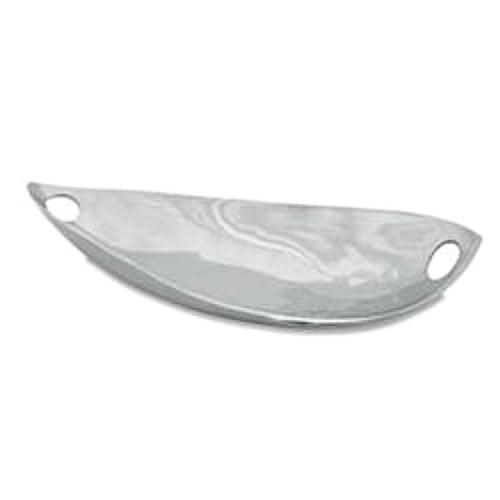 Aluminum 21-inch Decorative Bowl - Nature Home Decor