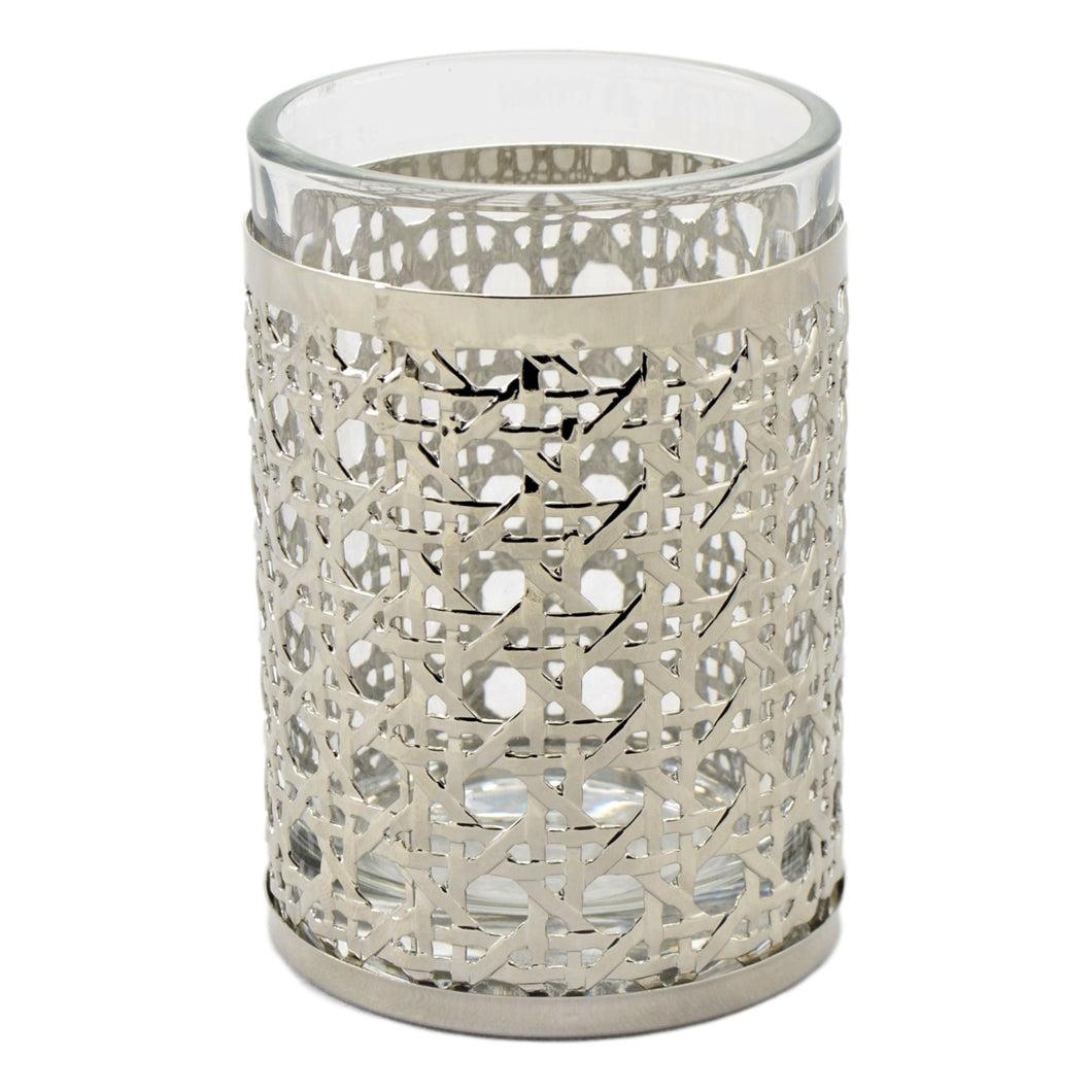 Angus Glass Bathroom Tumbler of Ornamental Collection - Nature Home Decor