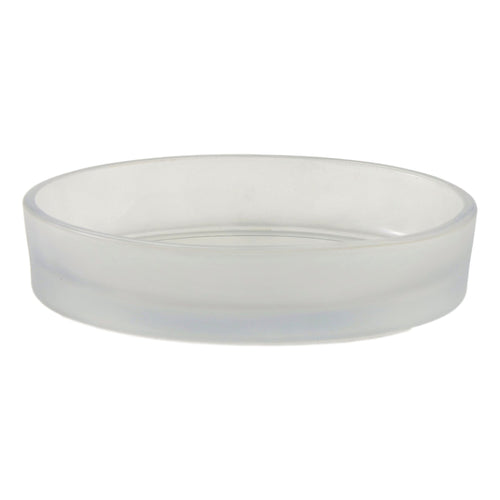 Angus Glass Soap Dish of Cloud Collection - Nature Home Decor