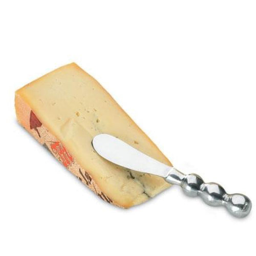 Cheese Spreader with Beaded Design Handle - Nature Home Decor