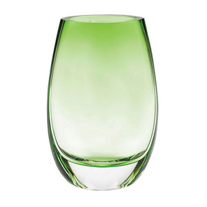Crescendo Spring Green Vase - Nature Home Decor