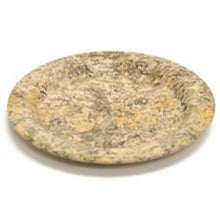 Load image into Gallery viewer, Fossil Stone 10-inch Serving Platter - Nature Home Decor