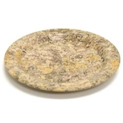 Fossil Stone 10-inch Serving Platter - Nature Home Decor