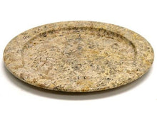 Load image into Gallery viewer, Fossil Stone 12-inch Serving Platter - Nature Home Decor