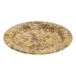 Fossil Stone Serving Platter | 8-inches - Nature Home Decor