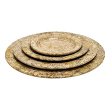 Load image into Gallery viewer, Fossil Stone Serving Platter | 8-inches - Nature Home Decor