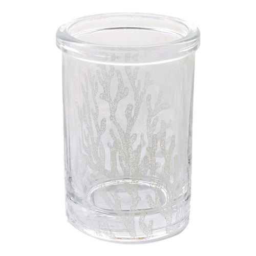 Glass Bathroom Tumbler of Arctic Collection - Nature Home Decor