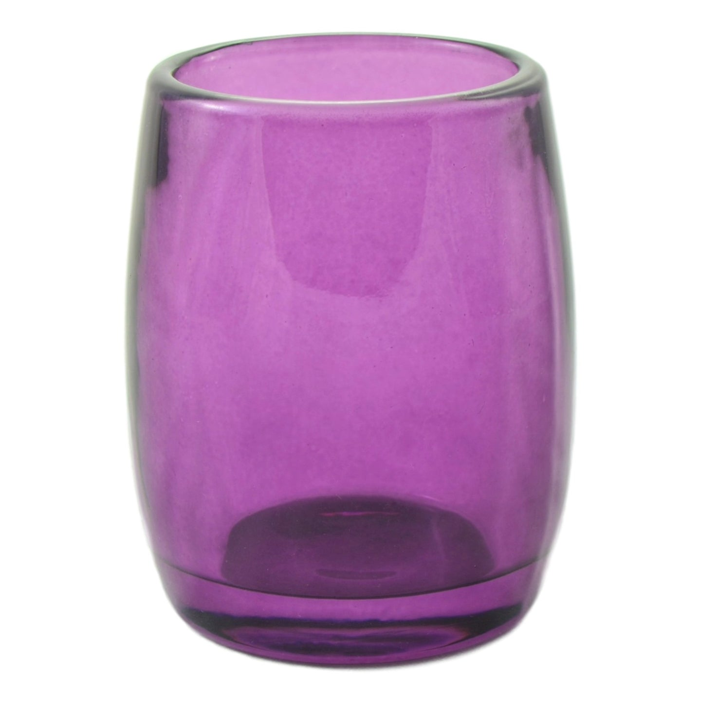 Glass Bathroom Tumbler of Ruby Collections - Nature Home Decor