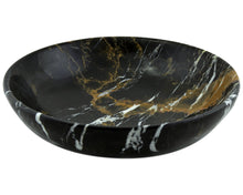 Load image into Gallery viewer, Michelangelo Marble 12-inch Fruit Bowl - Nature Home Decor