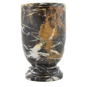 Michelangelo Marble Bathroom Accessories Tumbler - Nature Home Decor