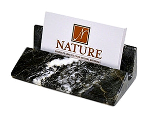 Michelangelo Marble Business Card Holder - Nature Home Decor