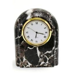 Michelangelo Marble Desk Clock - Nature Home Decor