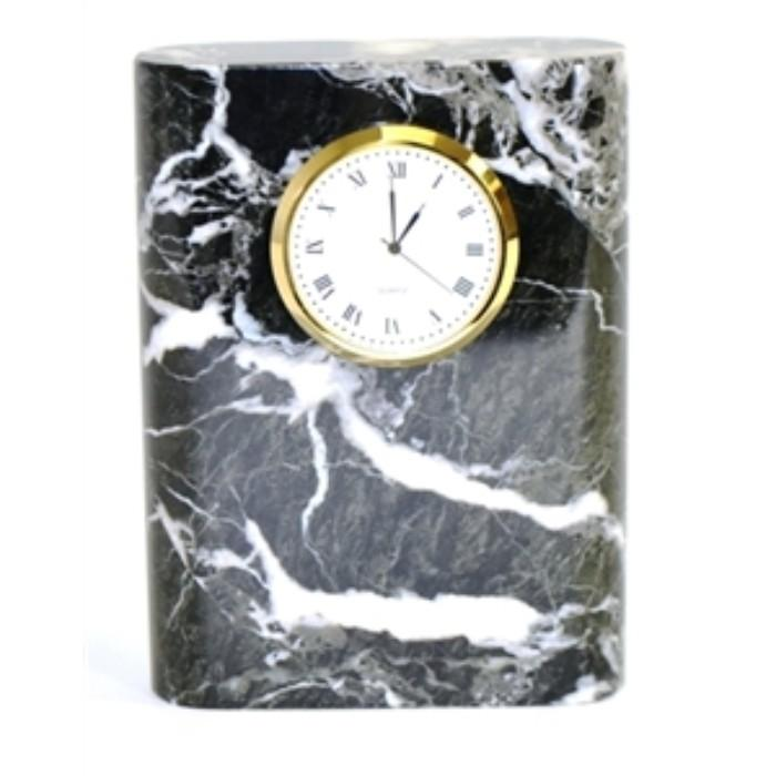 Michelangelo Marble Executive Desk Clock - Nature Home Decor
