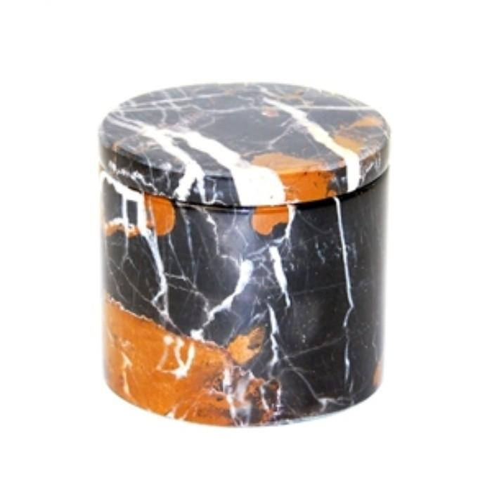 Michelangelo Marble Pill Box - Nature Home Decor