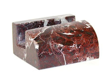 Load image into Gallery viewer, Rosa Lavonte Marble Business Card Holder - Nature Home Decor