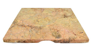 Sahara Beige Marble Cheese Slicing Board - Nature Home Decor