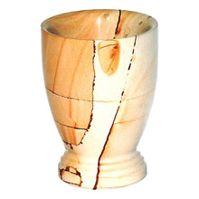 Load image into Gallery viewer, Teak Marble Bathroom Tumbler - Nature Home Decor