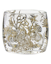 Load image into Gallery viewer, Thick Angus Glass Toothbrush Holder of Antlers Collection - Nature Home Decor