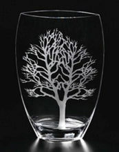 Load image into Gallery viewer, Tree of Life Decorative Crystal Vase - Nature Home Decor