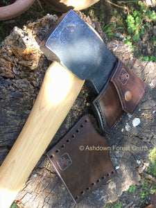 Gränsfors Bruk Ray Mears Wilderness Axe Overstrike Collar