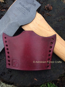 Overstrike collar for the Hultafors Large Splitting Axe