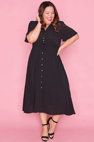 Marley Black Dress