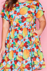 Freya Summer Feast Dress