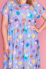 Bam Hoppy Easter Dress