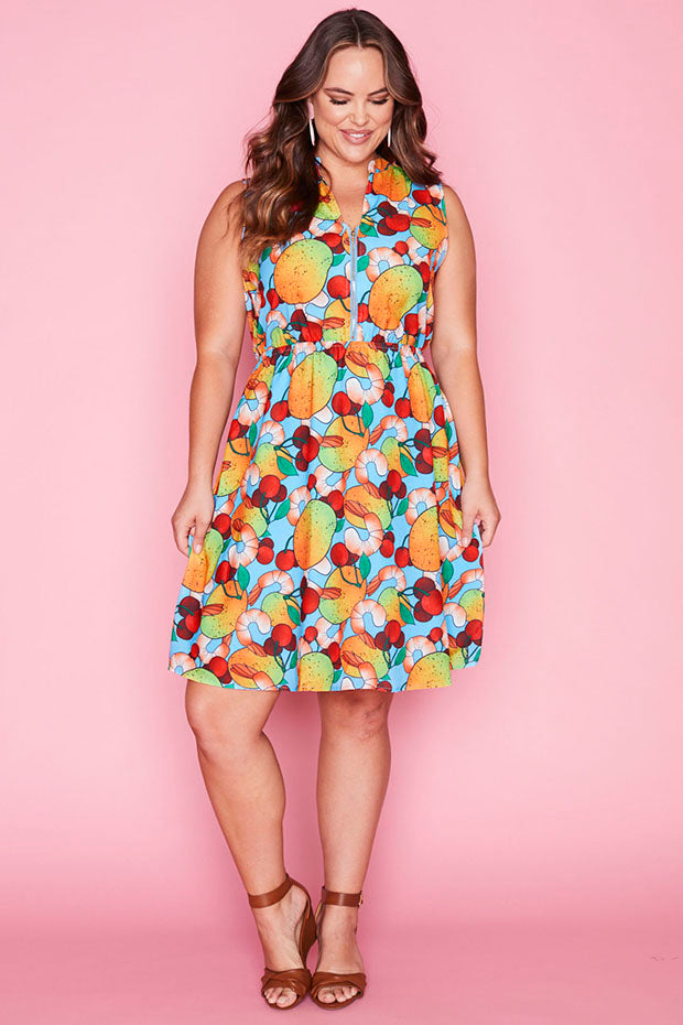 Oscar Summer Feast Dress