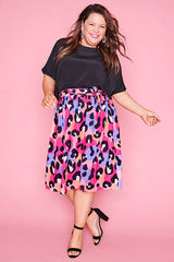Ada Bright Animal Skirt