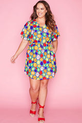 Gemma Fruit Slice Dress